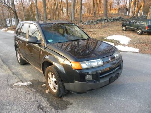 2002 Saturn Vue for sale at STURBRIDGE CAR SERVICE CO in Sturbridge MA