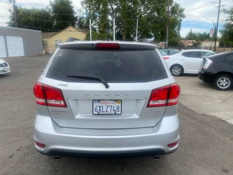 2013 Dodge Journey for sale at A1 Auto Sales in Sacramento CA