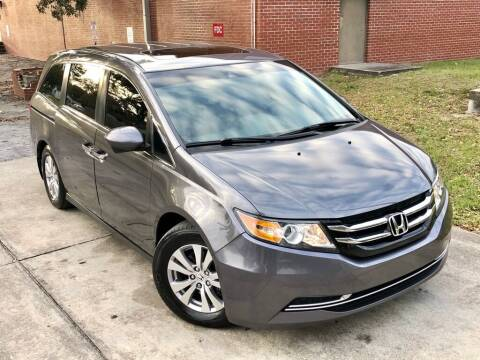 2015 Honda Odyssey for sale at Unique Motors of Tampa in Tampa FL