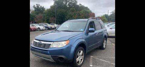 2009 Subaru Forester for sale at QUALITY AUTOS in Hamburg NJ