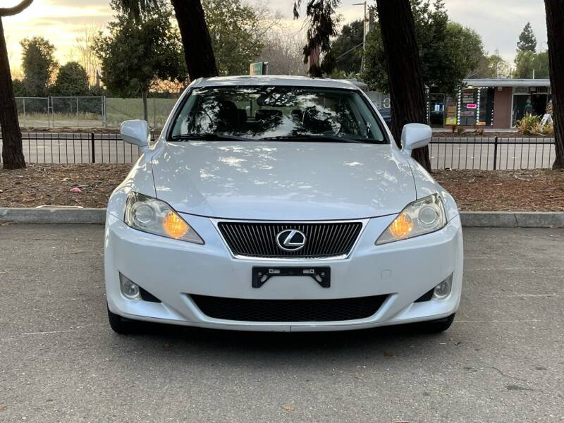 2006 Lexus IS 250 for sale at CARFORNIA SOLUTIONS in Hayward CA