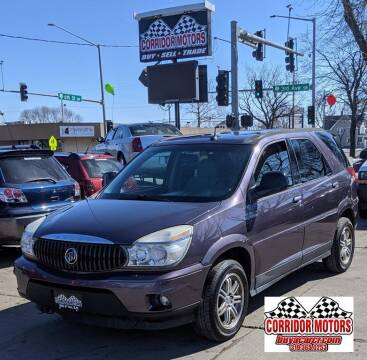 2007 Buick Rendezvous for sale at Corridor Motors in Cedar Rapids IA