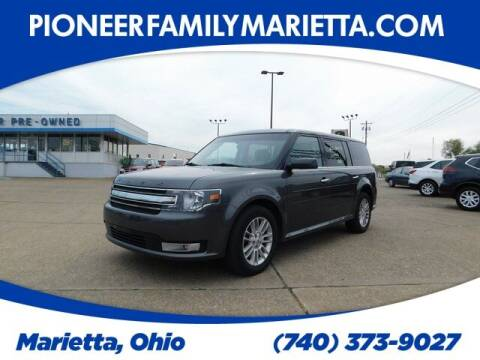 2018 Ford Flex for sale at Pioneer Family preowned autos in Williamstown WV
