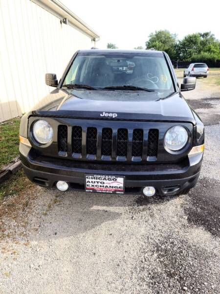 2011 Jeep Patriot 4x4 Sport 4dr SUV - South Chicago Heights IL