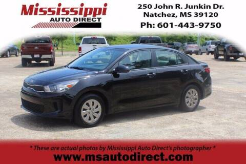 2019 Kia Rio for sale at Auto Group South - Mississippi Auto Direct in Natchez MS