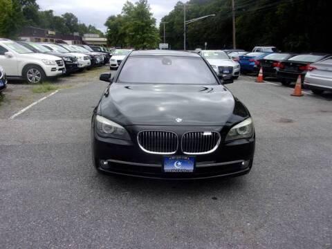 2011 BMW 7 Series for sale at Balic Autos Inc in Lanham MD