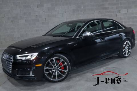 2018 Audi S4 for sale at J-Rus Inc. in Macomb MI