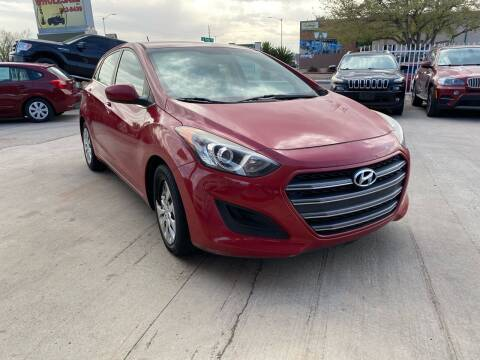 2016 Hyundai Elantra GT for sale at High Desert Auto Wholesale in Albuquerque NM
