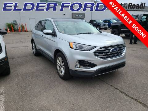 2019 Ford Edge for sale at Mr Intellectual Cars in Troy MI