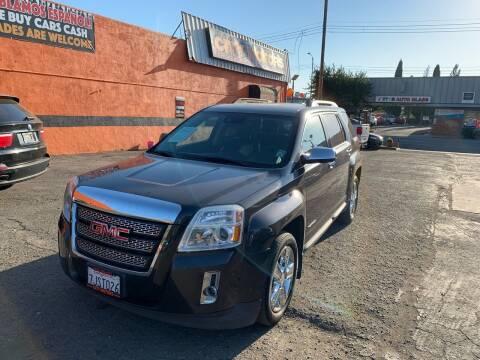 2015 GMC Terrain for sale at City Motors in Hayward CA