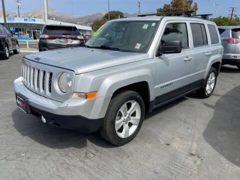 2014 Jeep Patriot for sale at Auto Max of Ventura in Ventura CA