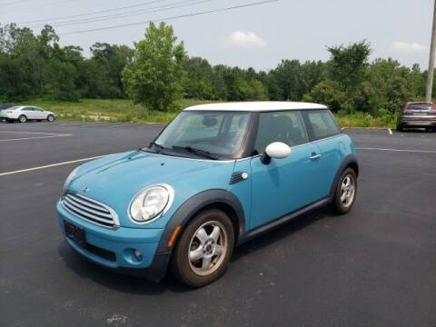 2009 MINI Cooper for sale at White's Honda Toyota of Lima in Lima OH