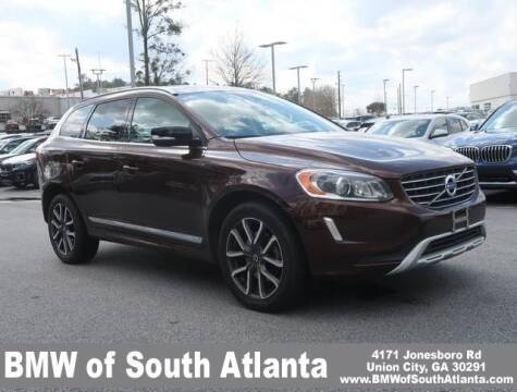 2017 Volvo XC60 for sale at Carol Benner @ BMW of South Atlanta in Union City GA