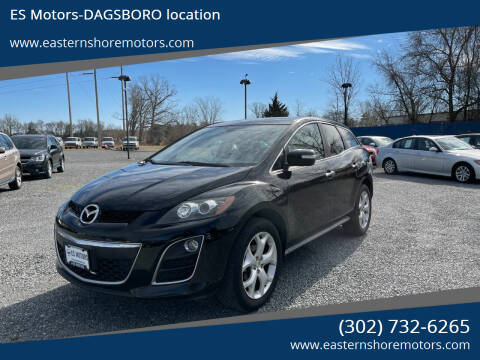 2010 Mazda CX-7 for sale at ES Motors-DAGSBORO location in Dagsboro DE