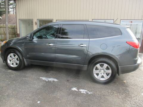 2011 Chevrolet Traverse for sale at Home Street Auto Sales in Mishawaka IN