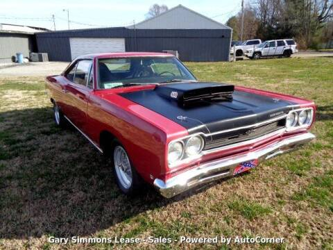 1968 Plymouth GTX for sale at Gary Simmons Lease - Sales in Mckenzie TN