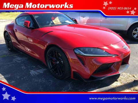 2020 Toyota GR Supra for sale at Mega Motorworks in Appleton WI