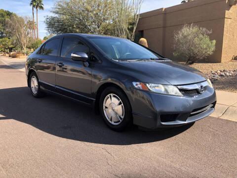 2009 Honda Civic for sale at Arizona Hybrid Cars in Scottsdale AZ