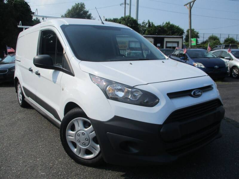 2017 Ford Transit Connect Cargo for sale at Unlimited Auto Sales Inc. in Mount Sinai NY