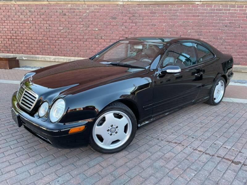 2001 Mercedes-Benz CLK for sale at Euroasian Auto Inc in Wichita KS
