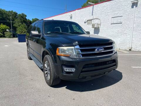 2015 Ford Expedition EL for sale at Consumer Auto Credit in Tampa FL
