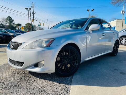 2006 Lexus IS 350 for sale at Capital Motors in Raleigh NC