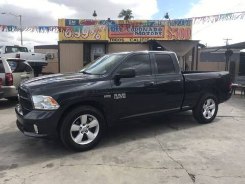 2014 RAM Ram Pickup 1500 for sale at DEL CORONADO MOTORS in Phoenix AZ
