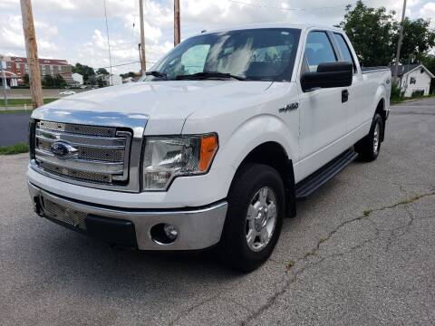 2014 Ford F-150 for sale at Auto Hub in Grandview MO