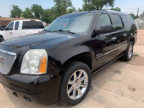 2011 GMC Yukon XL for sale at PYRAMID MOTORS AUTO SALES in Florence CO