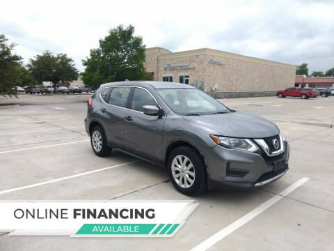 2017 Nissan Rogue for sale at Solo Auto Group in Mckinney TX