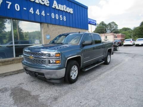 2014 Chevrolet Silverado 1500 for sale at 1st Choice Autos in Smyrna GA