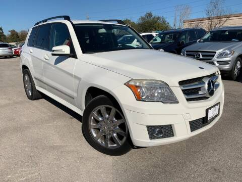 2012 Mercedes-Benz GLK for sale at KAYALAR MOTORS Mechanic in Houston TX