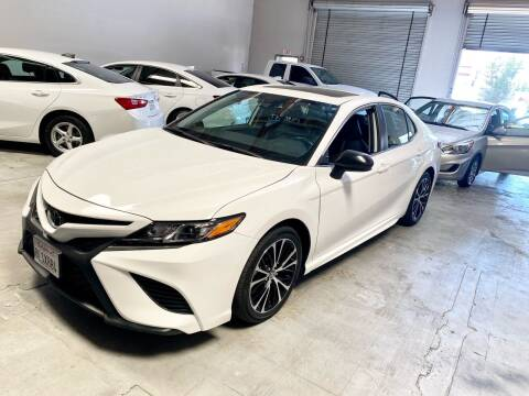 2019 Toyota Camry for sale at Destination Motors in Temecula CA