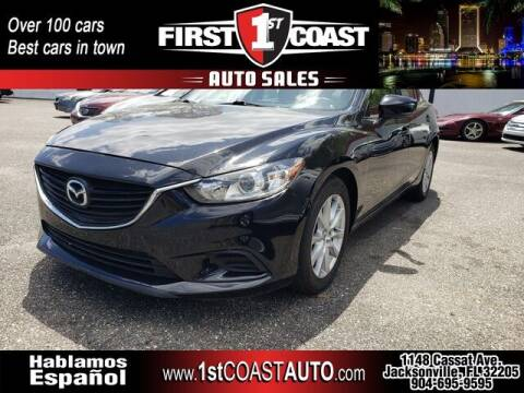 2017 Mazda MAZDA6 for sale at 1st Coast Auto -Cassat Avenue in Jacksonville FL