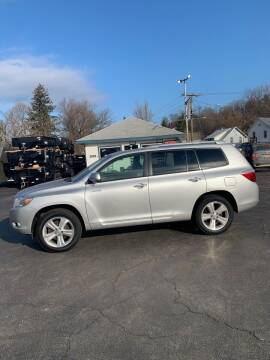 2008 Toyota Highlander for sale at WXM Auto in Cortland NY