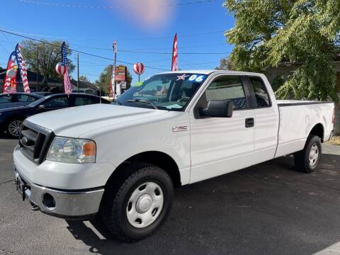 2006 Ford F-150 for sale at All American Auto Sales LLC in Nampa ID