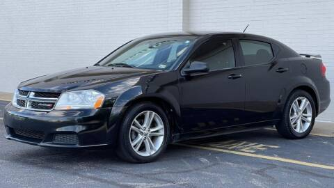 2013 Dodge Avenger for sale at Carland Auto Sales INC. in Portsmouth VA