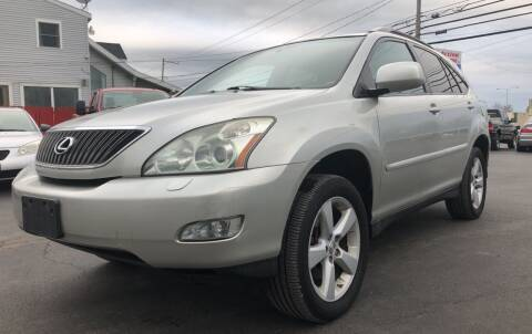 2007 Lexus RX 350 for sale at Action Automotive Service LLC in Hudson NY