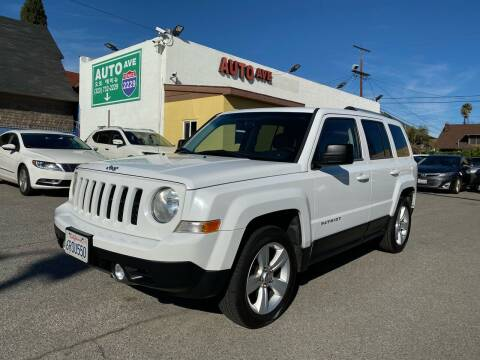 2011 Jeep Patriot for sale at Auto Ave in Los Angeles CA