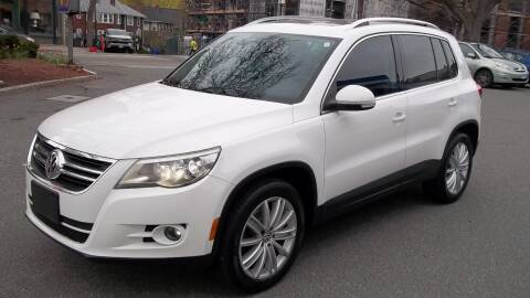 2009 Volkswagen Tiguan for sale at Cypress Automart in Brookline MA
