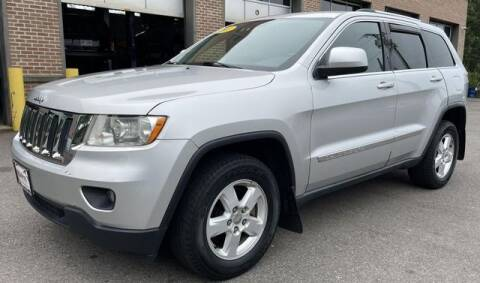 2011 Jeep Grand Cherokee for sale at Matrix Autoworks in Nashua NH
