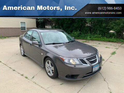 2008 Saab 9-3 for sale at American Motors, Inc. in Farmington MN