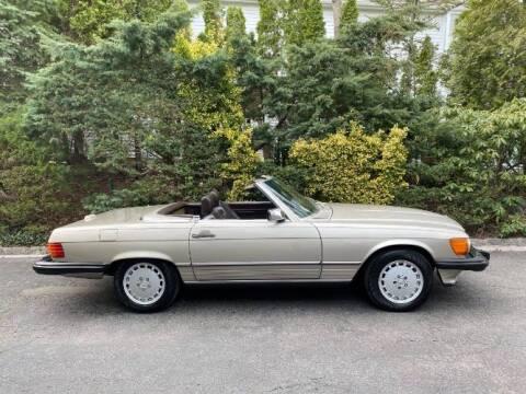 1988 Mercedes-Benz 560-Class for sale at Classic Car Deals in Cadillac MI