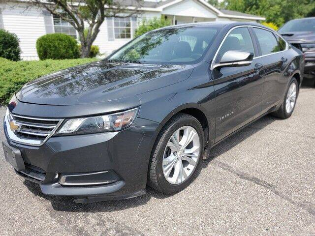 2014 Chevrolet Impala for sale at Paramount Motors in Taylor MI