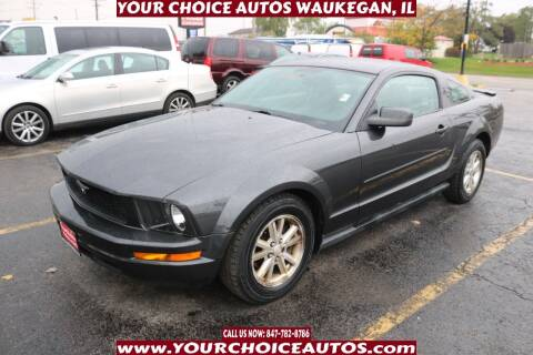 2007 Ford Mustang for sale at Your Choice Autos - Waukegan in Waukegan IL