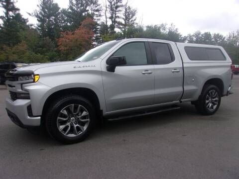 2020 Chevrolet Silverado 1500 for sale at Mark's Discount Truck & Auto in Londonderry NH