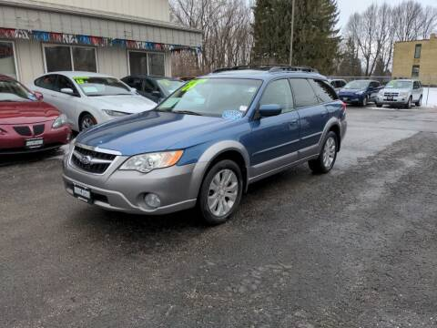 2009 Subaru Outback for sale at Budget Motors of Wisconsin in Racine WI