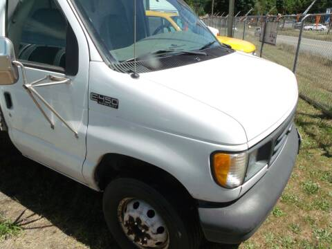 2003 Ford E-Series Chassis for sale at Sun Auto RV and Marine Sales in Shelton WA