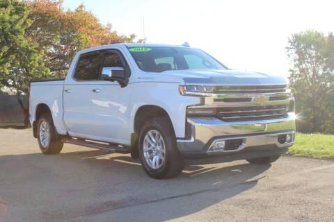 2019 Chevrolet Silverado 1500 for sale at Harrison Auto Sales in Irwin PA