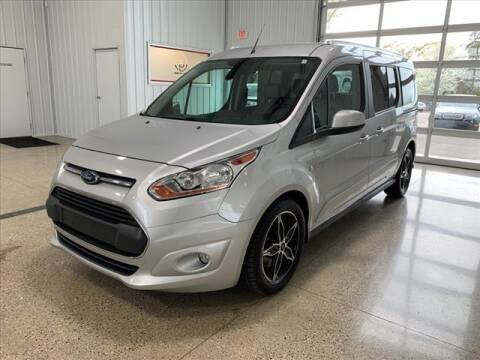 2017 Ford Transit Connect Wagon for sale at PRINCE MOTORS in Hudsonville MI